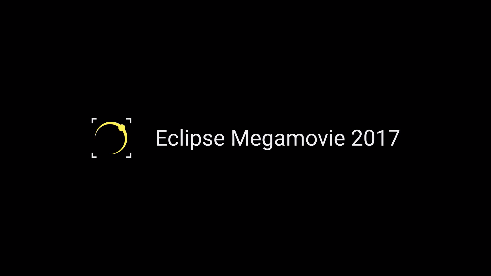 Eclipse Megamovie 2017