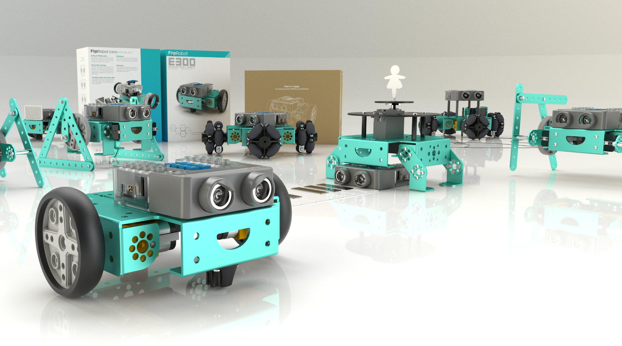 璞學出品翻轉機器人 獲國際學術認證標準