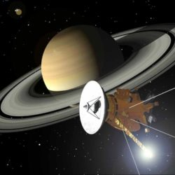 Cassini's 20 year mission comes to an end!